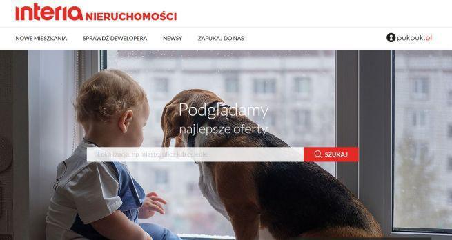 Ruszył portal Nieruchomosci.interia.pl