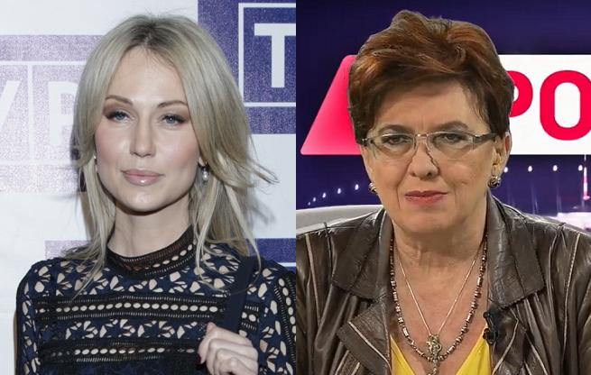 Magdalena Ogórek: proszę mnie nie zestawiać z Aleksandrą Jakubowską - nie byłam skazana ani nie należałam do SLD