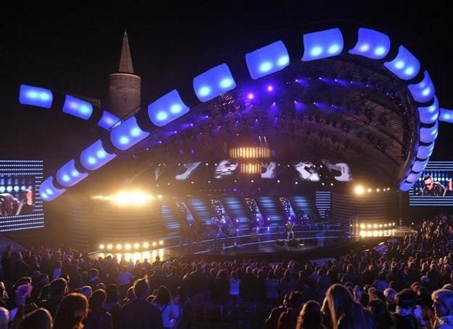 Władze Opola nie wpuściły ekipy TVP do amfiteatru, nie chce użyczyć jej marki festiwalu