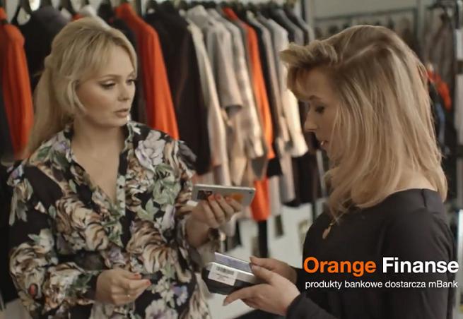 Nic dziwnego, że Orange się wstydzi reklam z płatnościami mobilnymi Agnieszki Jastrzębskiej (opinie)