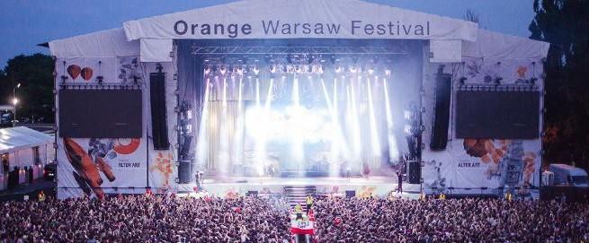 Maria Peszek, Miuosh i Daria Zawiałow na Orange Warsaw Festival 2017