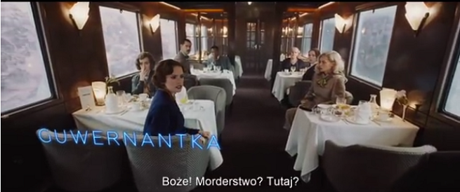 "Vizeum reklamuje premierę ""Morderstwa w Orient Expressie"