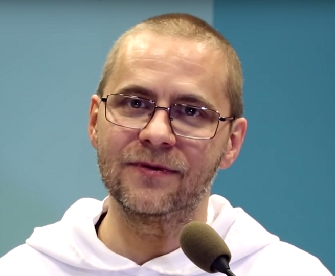 O. Paweł Gużyński, fot. Maskacjusz TV