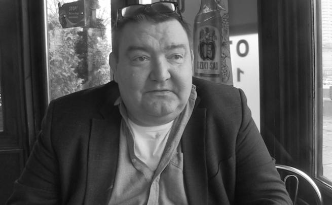 Zmarł dziennikarz sportowy Paweł Zarzeczny