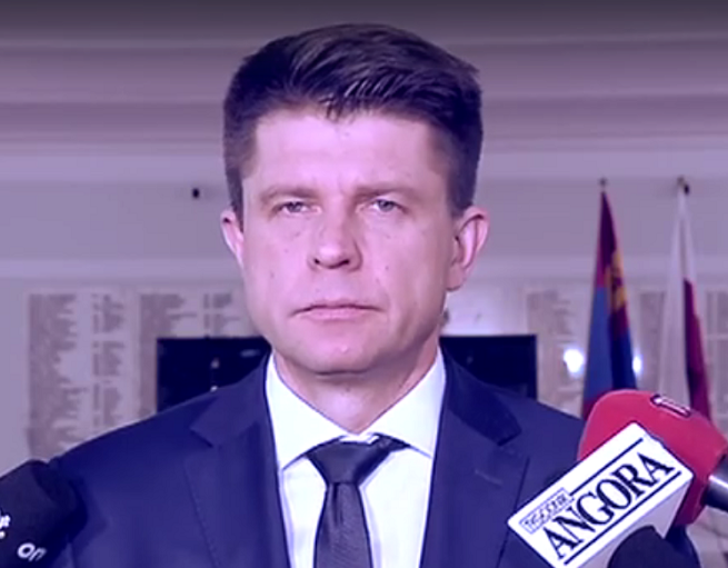 Ryszard Petru, fot. TVP Info