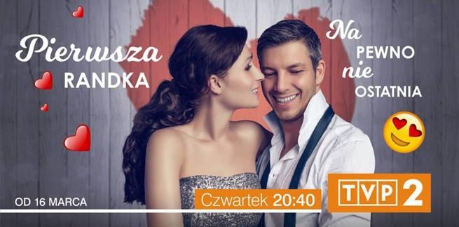 """""""Pierwsza randka"""" w czwarkowe wieczory w Dwójce. Premiera 16 marca"""