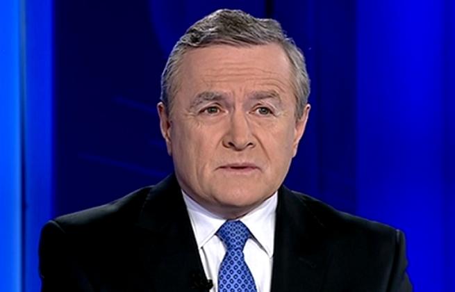 Minister kultury prof. Piotr Gliński, fot. TVP