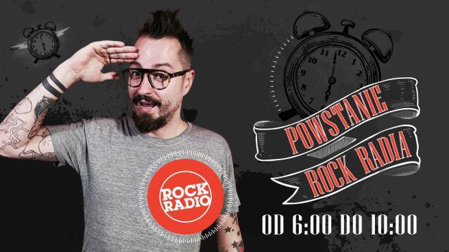Piotr Kędzierski z porannym pasmem w jesiennej ramówce Rock Radia