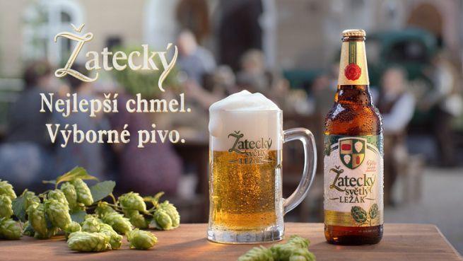 Žatecký Světlý Ležák: Najlepszy chmiel. Wyborne piwo (wideo)