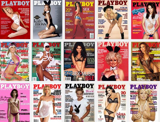 """Właściciele """"Playboya"""" rozważają rezygnację z wersji drukowanej"""