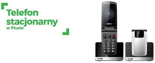 Plus wprowadza usługę telefonu stacjonarnego w technologii GSM, abonament w cenie 20 lub 30 złotych