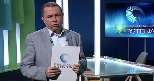 Bronisław Wildstein, fot. tvp