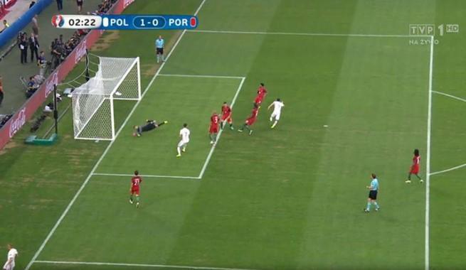 Mecz Polska-Portugalia hitem ćwierćfinałów Euro 2016 (dane oglądalności mecz po meczu)