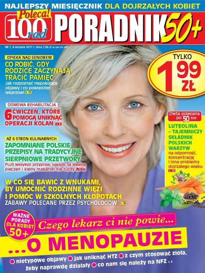 """Bauer wydaje miesięcznik """"Poradnik 50+"""" dla dojrzałych kobiet przywiązanych do tradycyjnych wartości"""