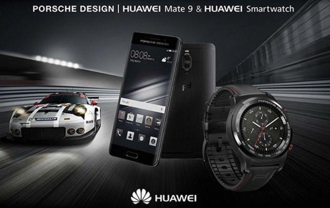 Huawei ze smartwatchem za 795 euro dla fanów marki Porsche