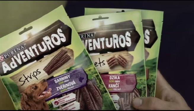 Purina Adventuros promuje się aktywacją z Endomondo