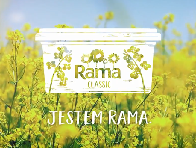"""""""Inna. Roślinna. Jestem Rama"""" w kampanii margaryny Rama (wideo)"""