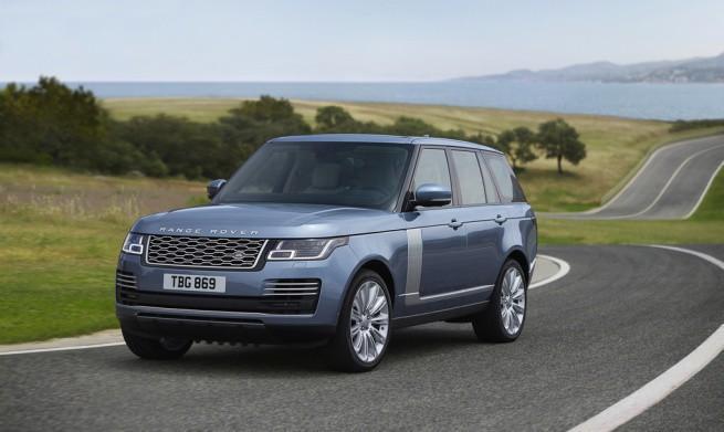 Range Rover w nowej wersji MY18 (wideo)