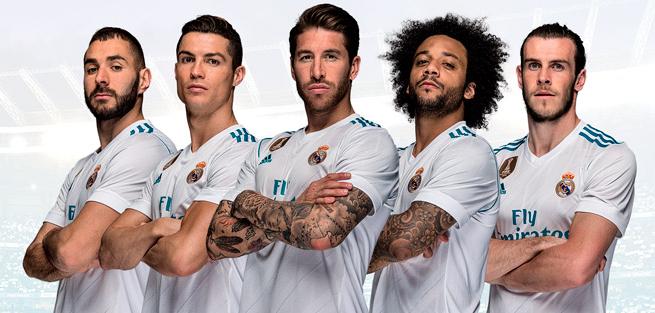 Adidas zapłaci 1,5 mld euro za nowy kontrakt z Realem Madryt
