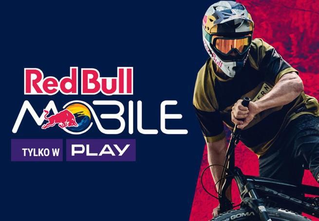 Play: nowa oferta Red Bull Mobile