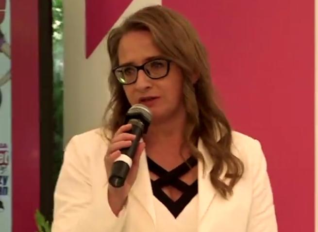 Ewa Redel-Bydłowska, fot. polki.pl