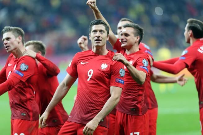 7,4 mln widzów meczu Czarnogóra-Polska w Polsacie i Polsacie Sport