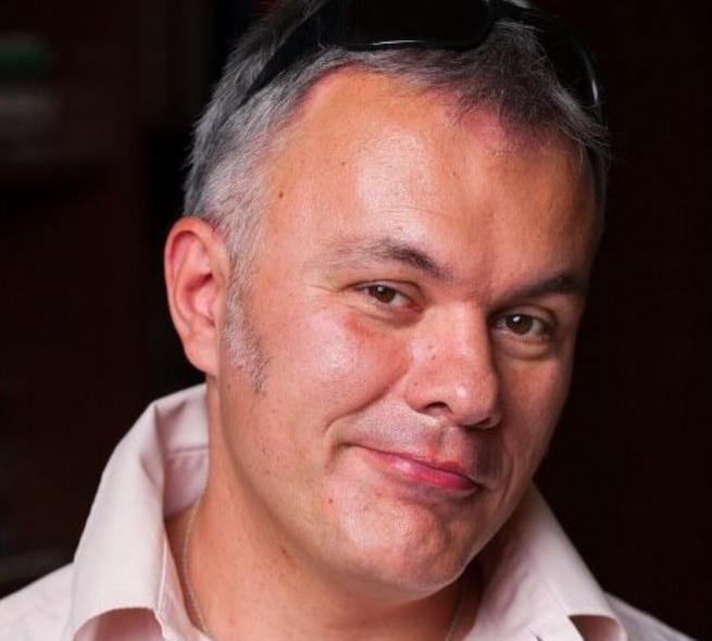 Robert Mazurek, fot. Darek Golik
