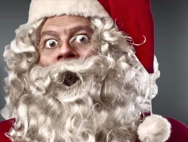 RTV Euro AGD już reklamuje się ze Świętym Mikołajem