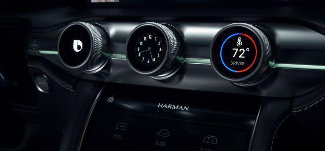 Harman i Samsung z cyfrowym kokpitem, obsługą 5G i platformą DRVLINE do autonomicznych samochodów