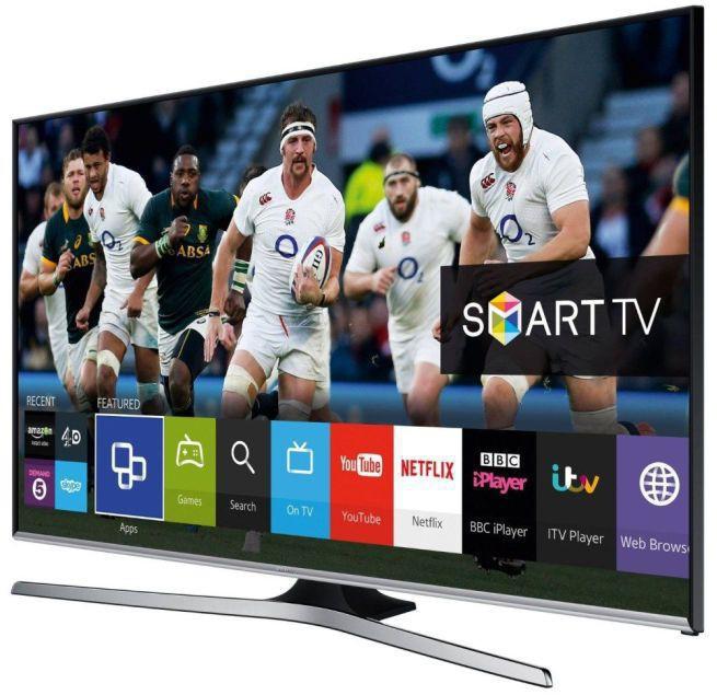 netflix w top 3 aplikacji w samsung smart tv. Black Bedroom Furniture Sets. Home Design Ideas