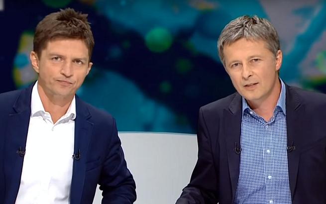 Od lewej: Tomasz Smokowski i Andrzej Twarowski, fot. nc+