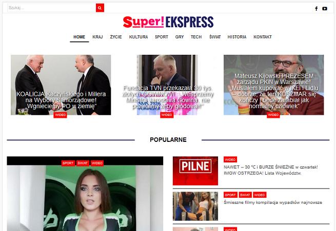 ZPR Media podjął działania prawne ws. Superekspress.pl, Agora analizuje Wyborcza24.pl