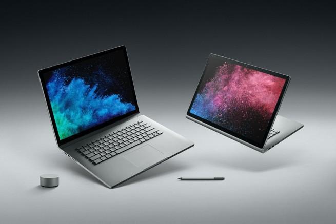 Microsoft wprowadza Surface Book 2, hybrydowy laptop z ekranami 13,5 i 15 cali w cenie od 7599 złotych