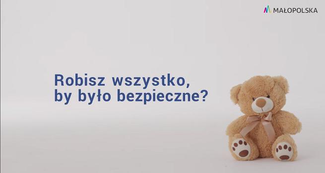 """Małopolska prowadzi kampanię informacyjną """"Za!szczep swoje dziecko"""""""
