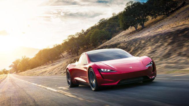 Nowa Tesla Roadster: w niecałe 2 s do 100 km/h, cena - 200 tys. USD (wideo)