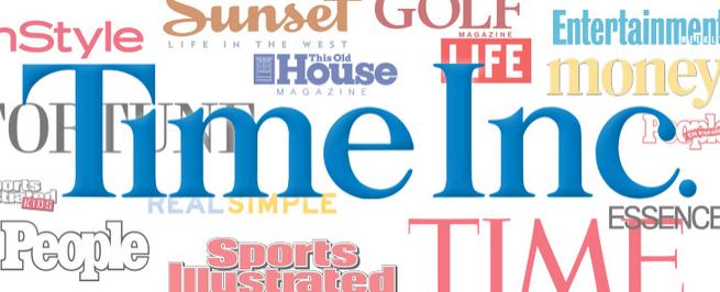 """Magazyn """"Time"""" z nakładam niższym o milion, """"Sports Illustrated"""" i """"Fortune"""" rzadziej w kioskach"""