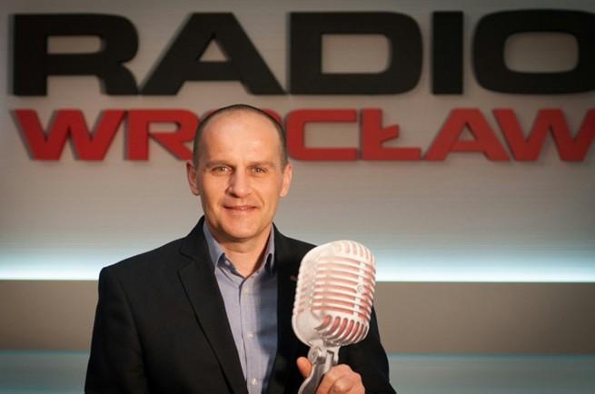 Tomasz Duda, Prezes Radia Wrocław (fot. Radio Wrocław)
