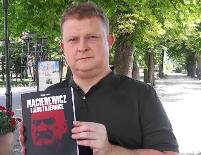 Tomasz Piątek, fot. youtube