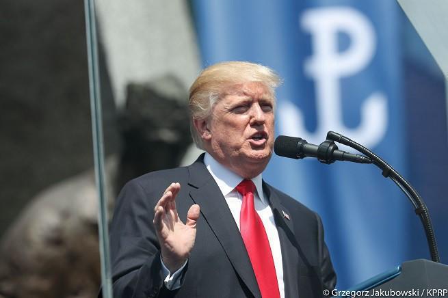 Mowa Donalda Trumpa w Warszawie to najbardziej przychylny Polsce przekaz ostatnich lat (opinie)