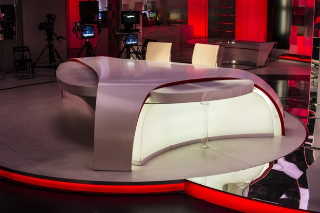 studio TVP Info, fot. tvp