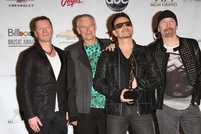 U2 / / Shutterstock.com