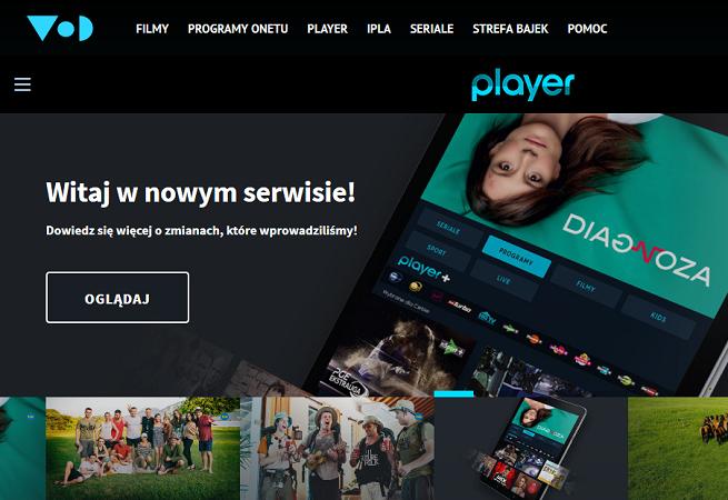 TVN i Cyfrowy Polsat współpracują z Onetem: Player.pl i Ipla dostępne na VoD.pl