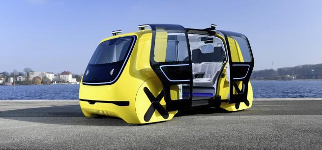 Volkswagen na Geneva Motor Show 2018: nowa wersja modelu SEDRIC