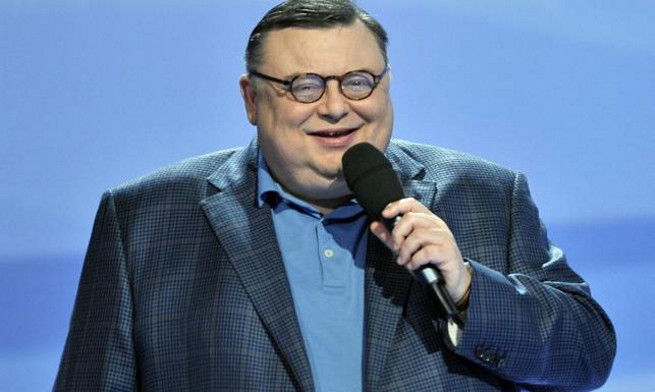 Wojciech Mann, fot. TVP