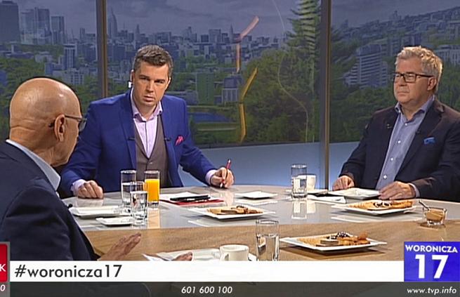 Władze PO, PSL i Nowoczesnej rozważą całkowity bojkot TVP Info