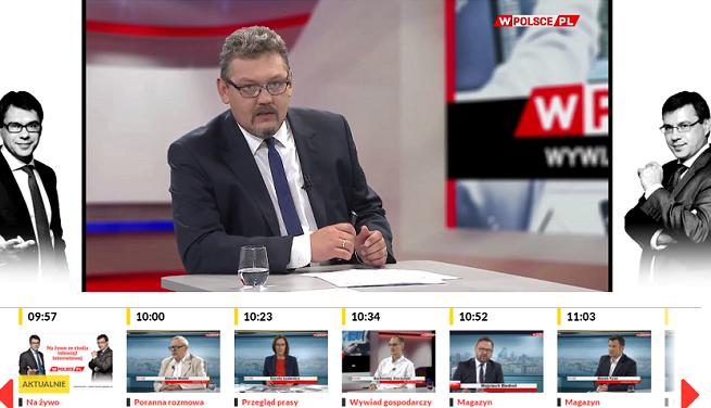 wPolsce.pl ruszyło z 73 tys. użytkowników, w górę wPolityce.pl