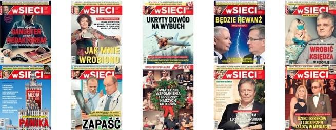 """""""PZU reklamami w tygodniku 'W Sieci' ustawia się pod rządy PiS"""""""