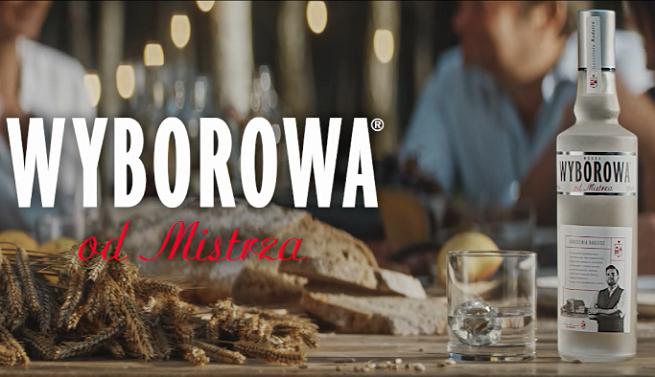 Pernod Ricard promuje w social media wódkę Wyborowa od Mistrza (wideo)