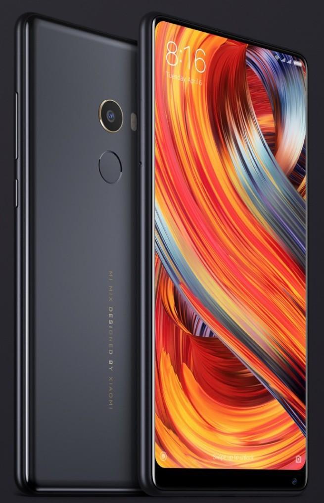 Smartfon Xiaomi Mi Mix 2 w Polsce za 2199 zł (wideo)