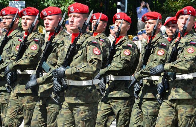 fot. Żandarmeria Wojskowa